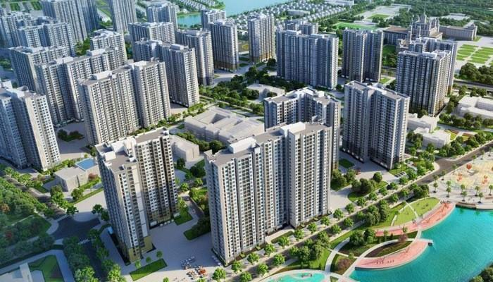 Vị trí đắc địa của siCác dự án chung cư, tổ hợp thương mại đang dần được triển khai tại Hà Nộiêu dự án Đại Kim - Định Công