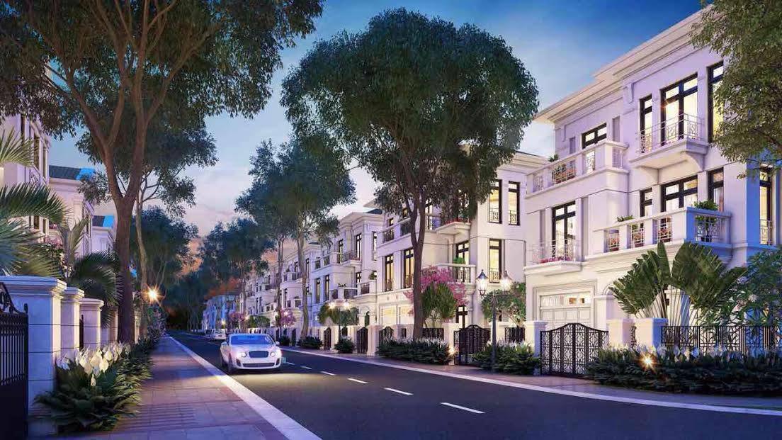 Biệt thự liền kề dự án KĐT mới Đại Kim - Định Công rộng 109ha